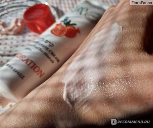 9 Крем для тела SEA of SPA Bio Spa увлажняющий с минералами Мертвого моря и экстрактом граната (Pomegranate Hudration Cream)
