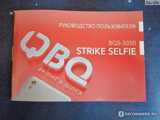 Мобильный телефон BQ 5050 selfie фото