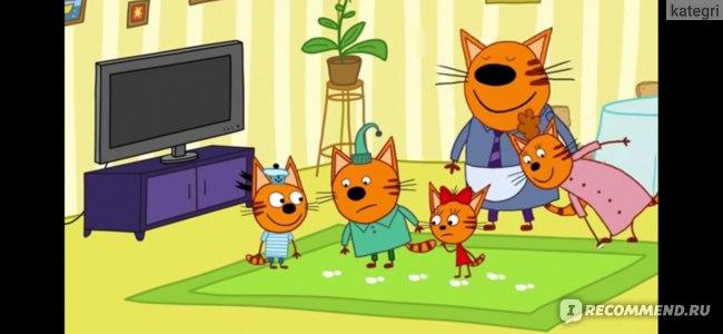 Три кота отзыв
