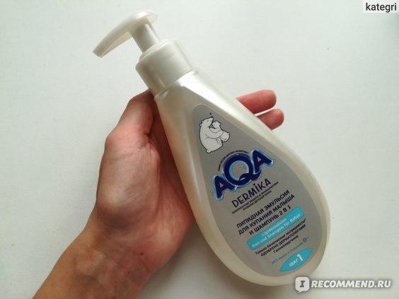 AQA dermika отзывы