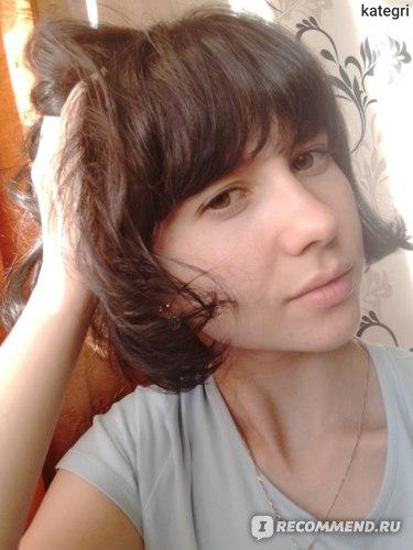 Волосы на месте, кожа не засохла