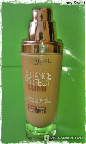 Тональный крем L'Oreal Paris Alliance Perfect Lumi фото