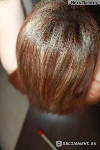 """корни после смывки для волос """"Эстель калор офф"""""""