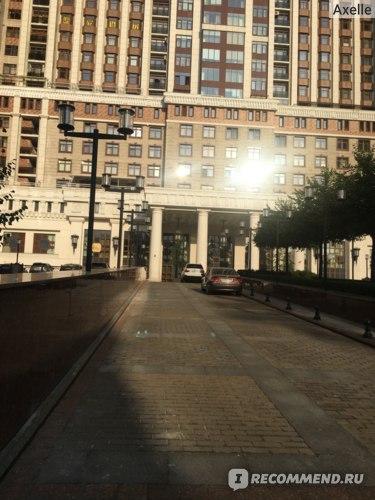 Triumph Palace 5*, Россия, Москва фото