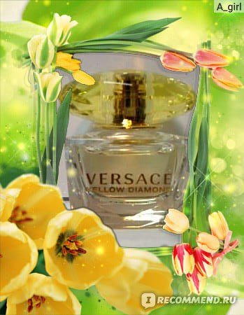 "Versace ""Yellow Diamond"" фото"