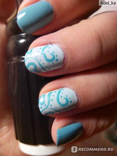 Диск для стемпинга Aliexpress   Stamping Nail Art серия m фото