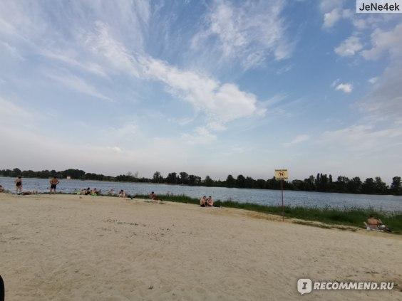 Центральный городской пляж, Белгород фото