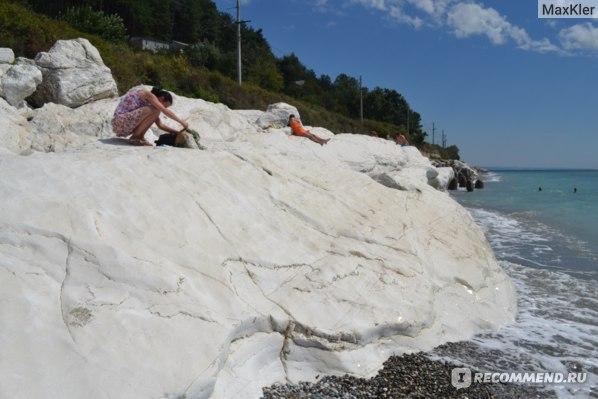 белые скалы абхазия отзывы