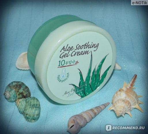 Крем-гель SKINFOOD Aloe Soothing Gel Cream фото