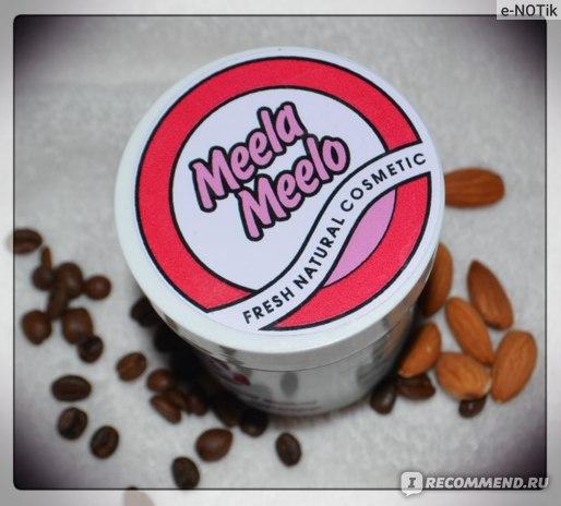 Маска-пилинг для кожи головы Meela Meelo Берберский кофе фото