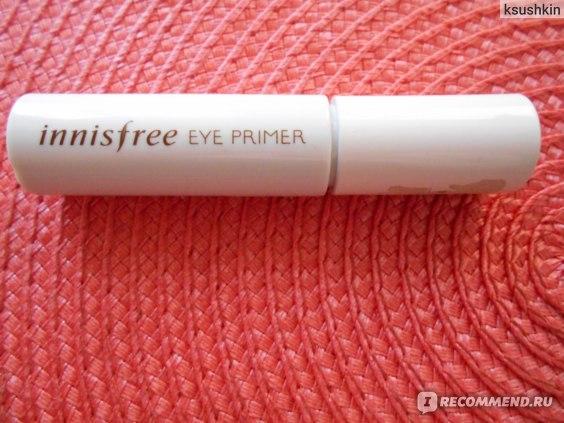 База под тени Innisfree  Eye Primer праймер  фото