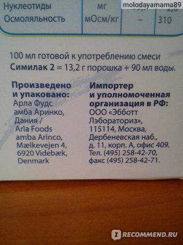 Симилак