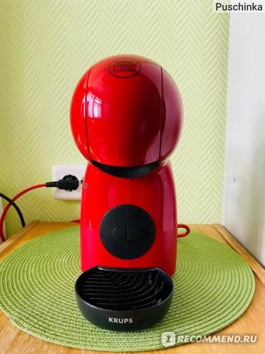 Кофемашина KRUPS Nescafe Dolce Gusto Piccolo XS KP1A0110 фото
