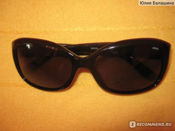 Очки солнцезащитные INVU Поляризационные фото