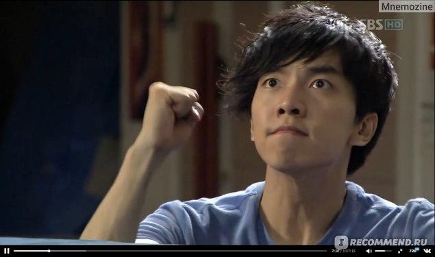 Ли Сын Ги в роли Чха Тхэ Уна (Cha Tae-Woong)