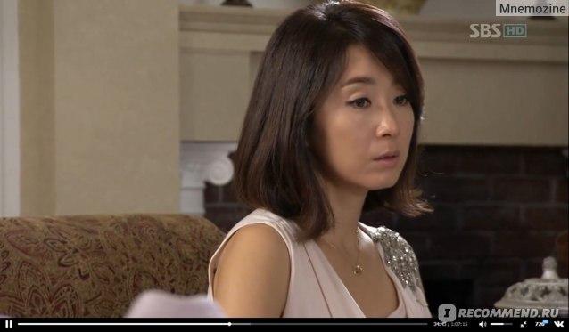 Юн Ю Сон в роли тёти Тхэ Уна