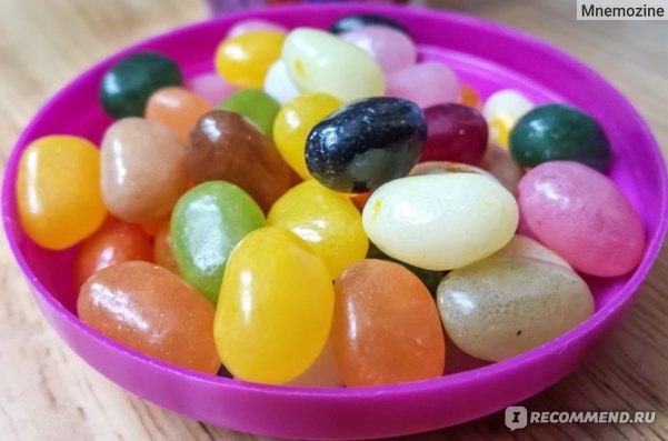 Драже жевательное The Jelly Bean Factory 36 Gourmet Flavours  фото