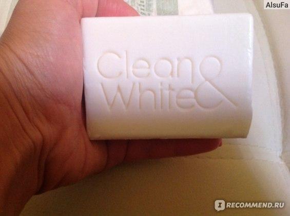 Мыло хозяйственное Duru Clean&White фото