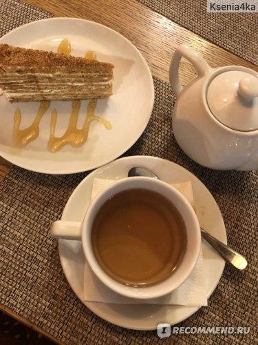Мой маленький срыв на тортик с чаем