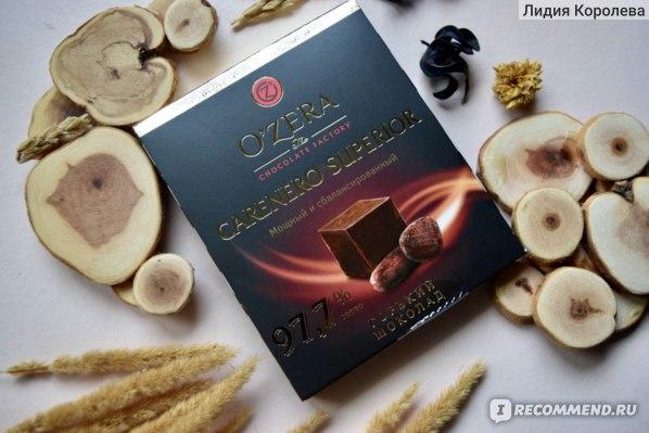 Шоколад O'Zera Carenero Superior 97.7%