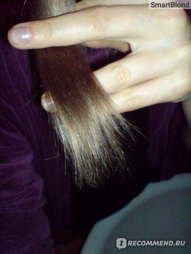 Бальзам для волос SYOSS Oleo Intense thermo care фото