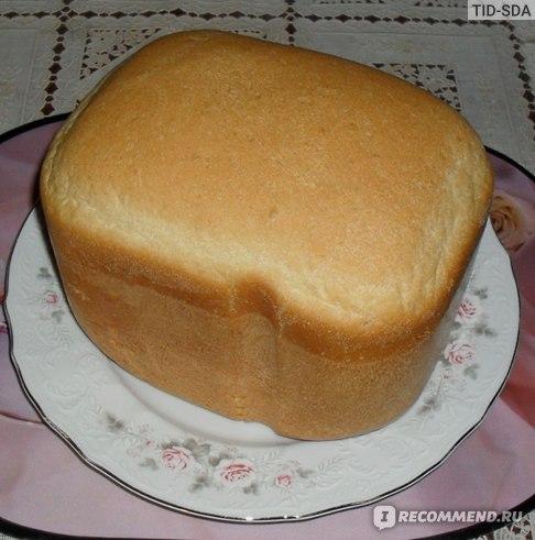 Хлеб из другой муки