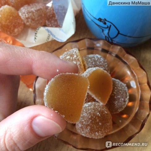 """Мармелад желейный фруктовый ВкусВилл """"яблочный"""" фото"""