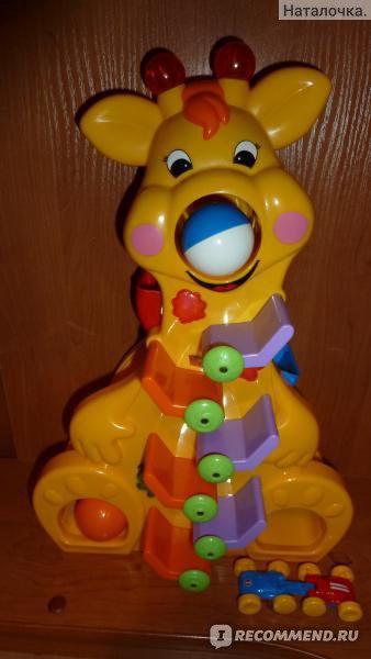 Kiddieland Игрушка Веселый жирафик фото