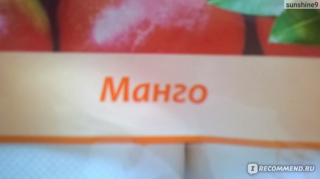 """Туалетная бумага Plushe """"Манго"""" фото"""