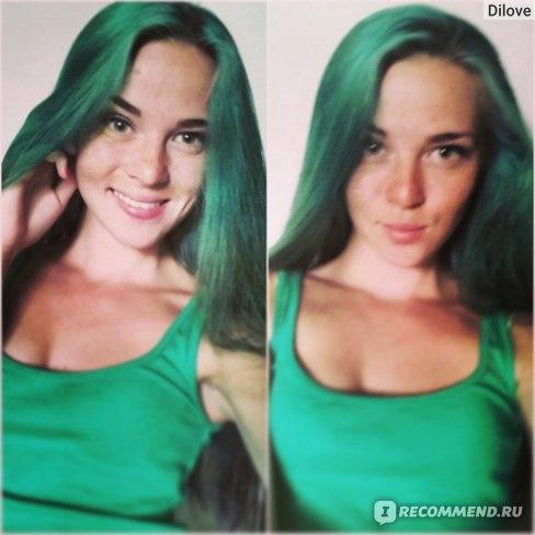 зеленая мадам
