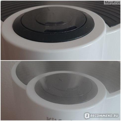 Ультразвуковой увлажнитель воздуха Kitfort KT-2801 фото