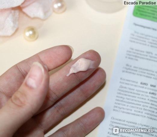 Крем для проблемной кожи Био Ми отзывы