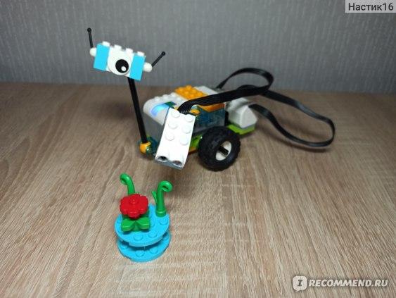 Фигурка из Lego «WeDo 2.0»