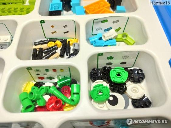 Детали конструктора Lego «WeDo 2.0»