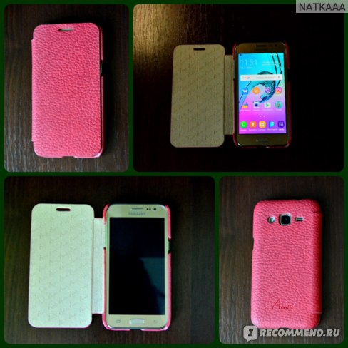 Мобильный телефон Samsung  Galaxy J2 SM-J200 фото