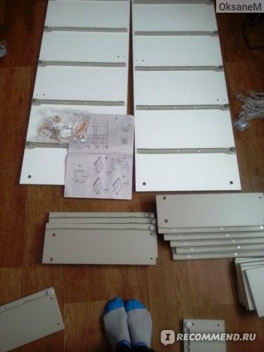 Комод Ikea Todolen с 5-ю ящиками фото
