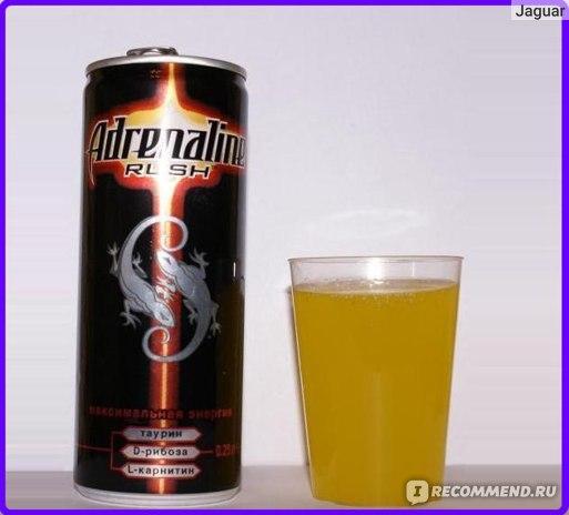 Можно ли пить адреналин раш