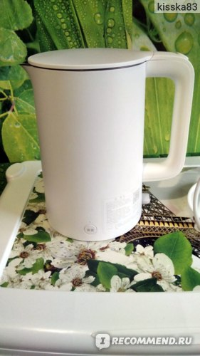 Электрический чайник Xiaomi Mi Electric Kettle фото