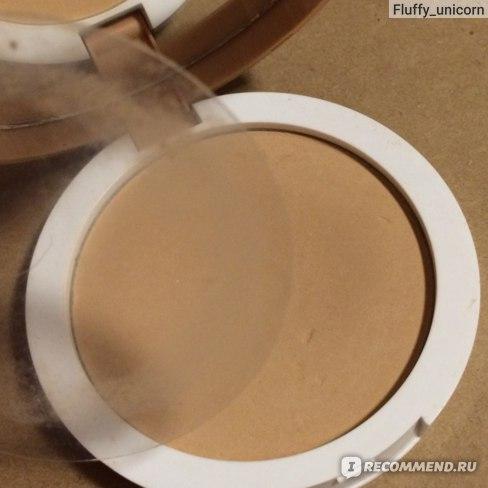 Крем-пудра Lumene Touch Of Radiance Matt Powder Foundation с эффектом матового сияния  фото