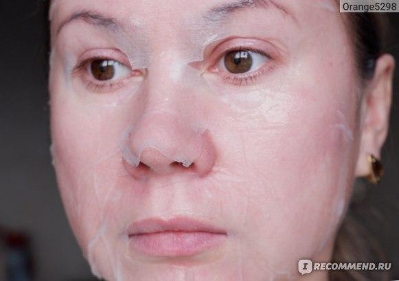 Ампульная маска Royal skin для лица экстрактом прополиса
