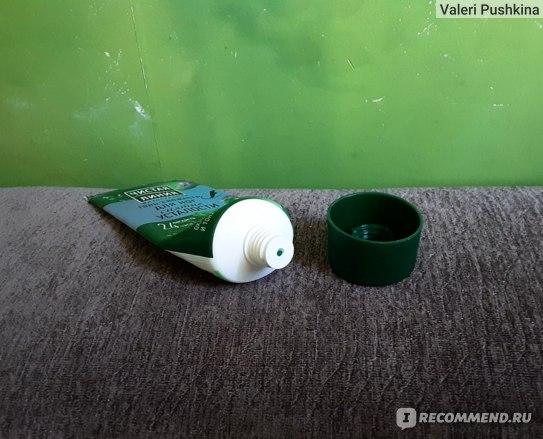 Гель для ног Чистая линия Снятие усталости медуница + фиточай фото