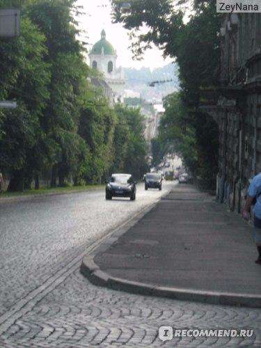 Улочки, на которых хочется заблудиться Lviv Ukraine