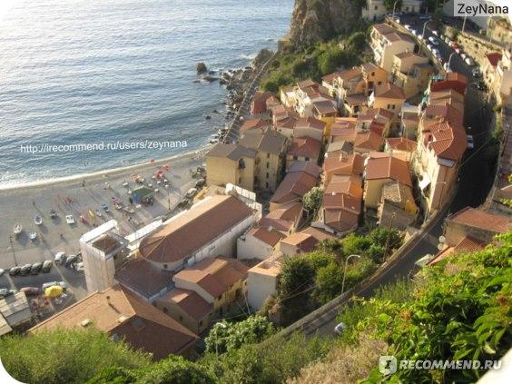 Calabria Italia. Italy