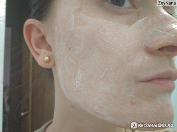 Маска для лица Maske Anti-Falten Q10 Rival de Loop Rossmann отзывы