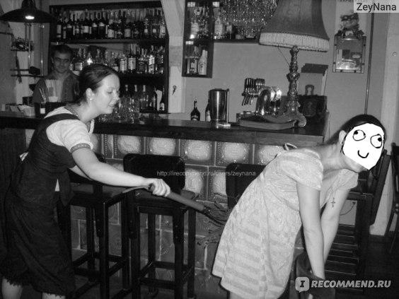 """Садо-мазо кафе """"Мазох"""" Lviv Ukraine"""