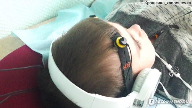 Биоакустическая коррекция головного мозга