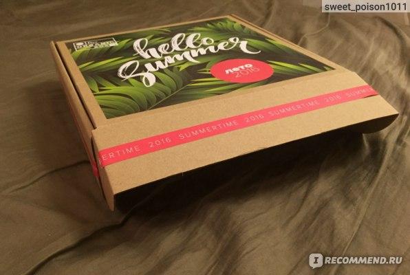 Сайт  Live Organic Box - Box.liveorganic.ru фото