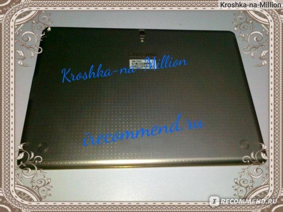 Samsung Galaxy Tab S 10.5 SM-T805 16Gb оборотная сторона