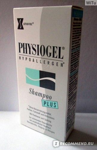 Шампунь Physiogel Физиогель плюс фото