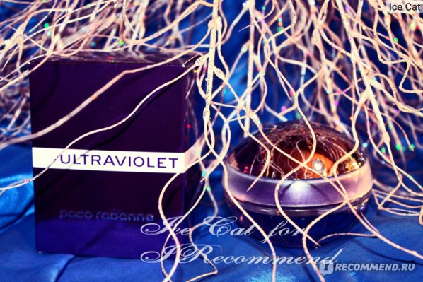 Paco Rabanne Духи Ultraviolet фото